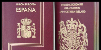 pasaportes europeos